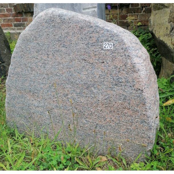 Halmstad Gnejs Brændt<br> Sverige<br> 67x67x16 cm.