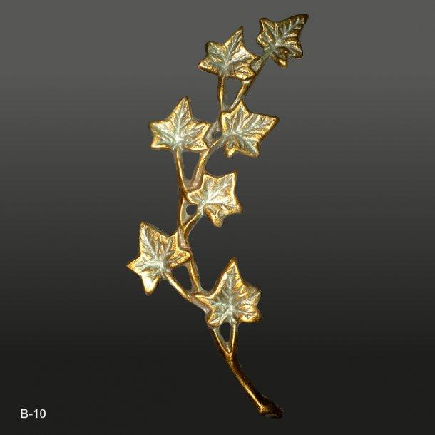 Bronze Efeukvist<br>15x4 cm