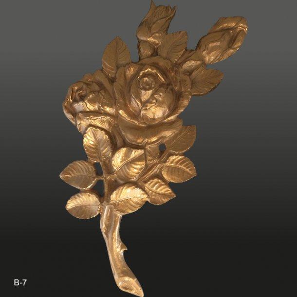 Bronze Rosenkvist<br>10x23 cm