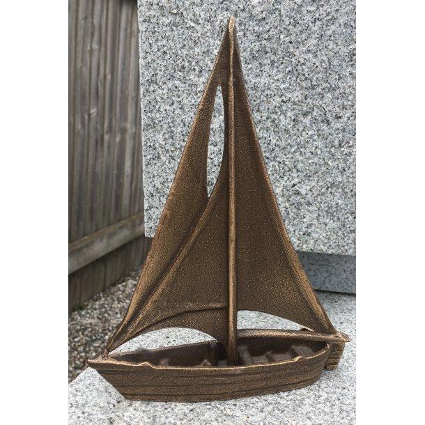 Skib I Bronze <br> 20x16 cm.