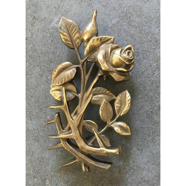 Bronze Rosenkvist <br> 17x8,5 cm.