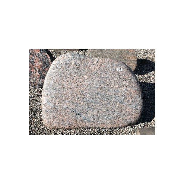 Hamstad  Granit - Brændt <br>Sverige<br> 61x46x19 cm