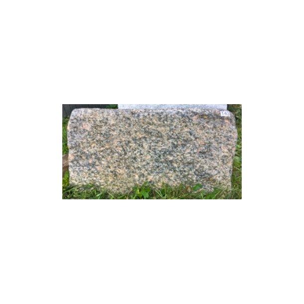 Granit Brændt<br> Nordisk <br> 67x35 cm.